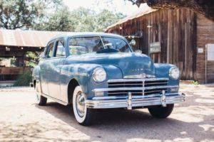 Austin Classic Car Rental