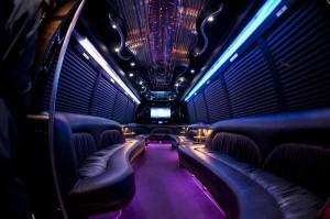 Party Bus Rental Service 40 Person Austin