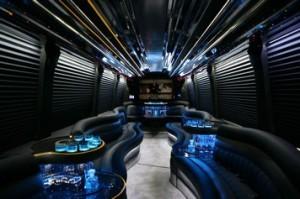 Party Bus Rental Service 40 Person Austin best
