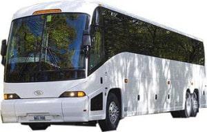 Party Bus Rental Service 50 Person Austin