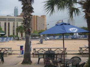 Beach volleyball bar austin