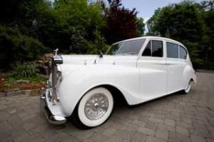 austin antique wedding get away bridal transportation services