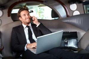 business company corporate transpotation limo sprinter bus